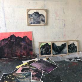 Simon Schrikker - studio 2018
