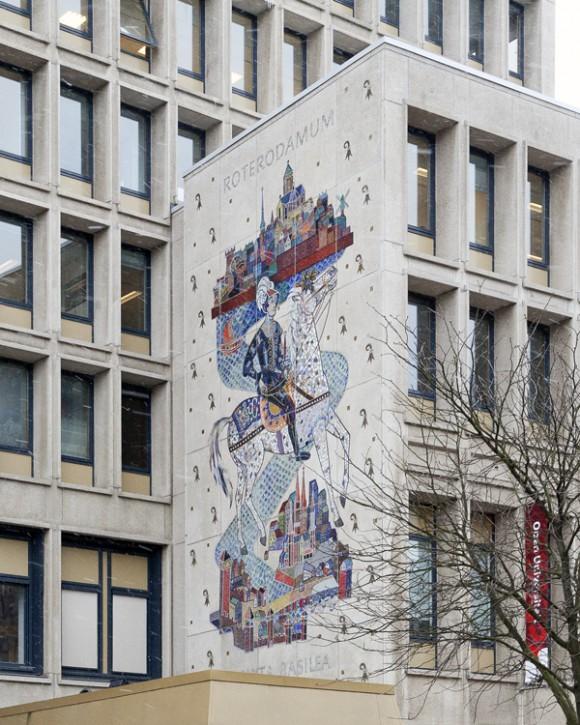 11. Erasmus - Coolsingel - foto Christian van der Kooy