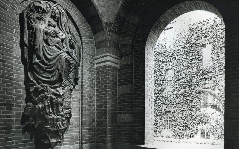 Jewish monument in Rotterdam