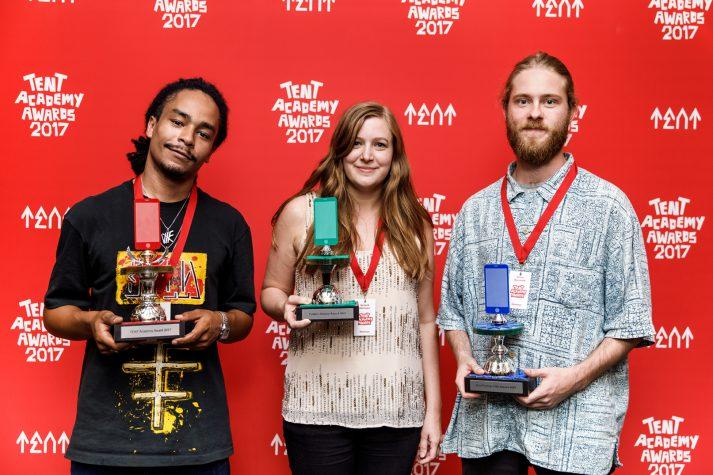 winnaars TAA 2017. foto: Aad Hoogendoorn