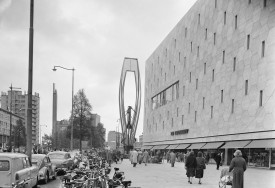 Rotterdam Cultural Histories, Photo: Herbert Behrens, National Archive, Collection Anefo