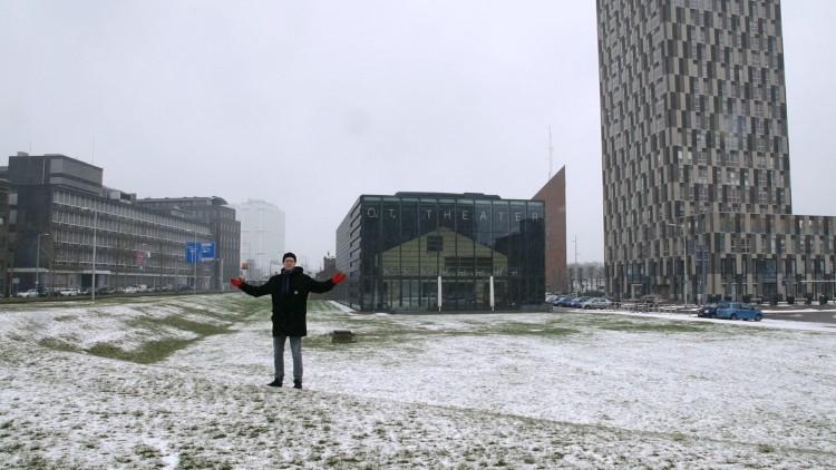 Still from Rotterdam 2040 (2013) by Gyz La Riviere