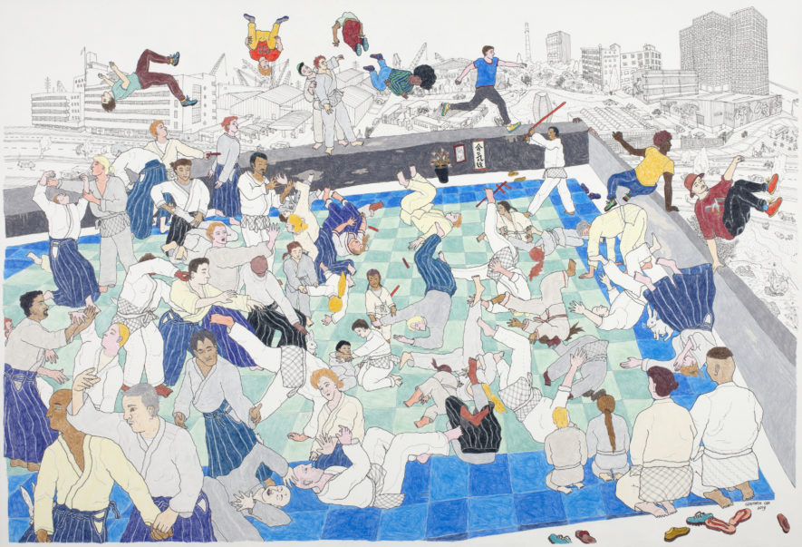 Aikido (2019) Cox Janssens