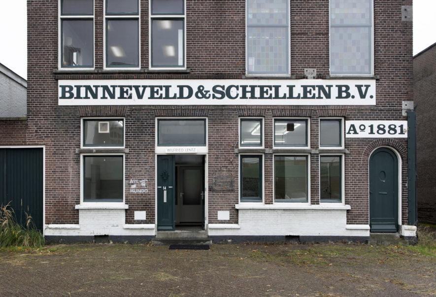 Keileweg 14a. Photo courtesy Wilfried Lentz Rotterdam